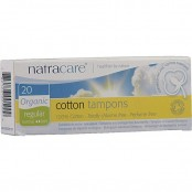 Natracare  TAMPONS REGULIER...