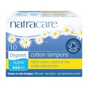 Natracare TAMPONS SUPER...