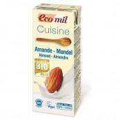 EcoMil CUISINE AMANDE 200 ML