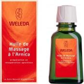 Weleda Huile de Massage à...