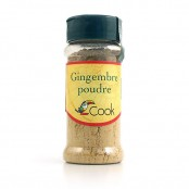 Cook GINGEMBRE POUDRE 30 G SG