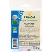 Priméal AGAR AGAR POUDRE 6*2 G