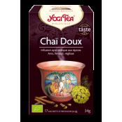 YOGI TEA CHAI DOUX 17x2g...
