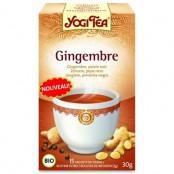 YOGI TEA GINGEMBRE 17x2 g...