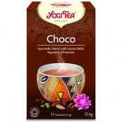 YOGI TEA CHOCO 17X2 g