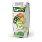 Vitamont Jus Ananas Pur 200 ml