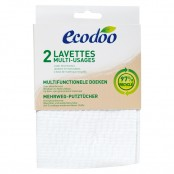 Ecodoo Lavettes multi-usages