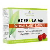 3 Chênes Acérola 500 mg 24...