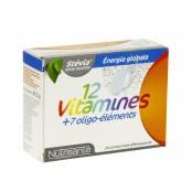 NUTRISANTE  12 VITAMINES +...