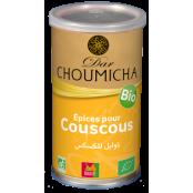 Épices BIO pour Couscous 80g